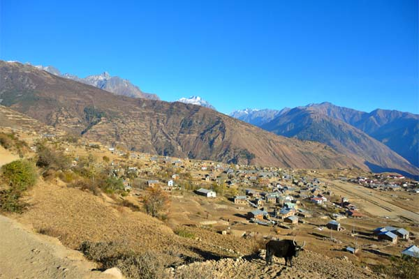 Humla Limi Valley Trek
