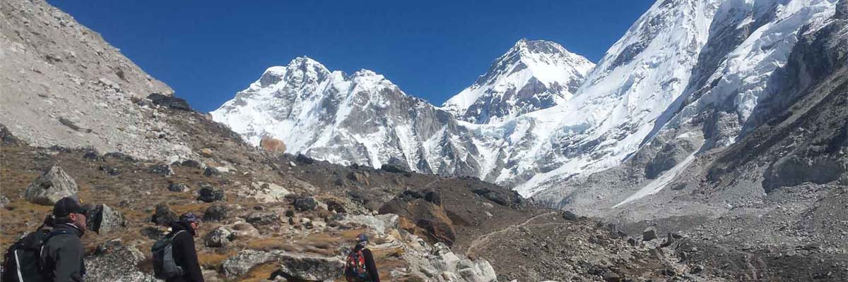 Everest Base Camp From Jiri